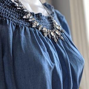 Old Navy Dresses - Old Blue Jean Dress